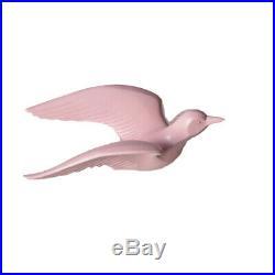 5pcs 3D résine Seagull oiseaux Statue Art Sculpture Wall Art Suspendus