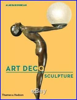 Art Déco Sculpture par Alastair Duncan, Neuf Livre, Gratuit &,  Hardcov
