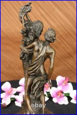 Bernini Bronze Statue Apollo Et Daphne Sculpture Art Nouveau Décor Maison Deco