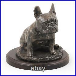 Bouledogue français séance, statue de chien, édition limitée Art Dog FR