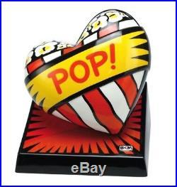 Burton Morris Pop Art Aime Pop Sculpture Limited Edition 500 Ex