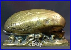 C 1840 jolie sculpture statuette bronze James Pradier naissance de l'amour 22cm