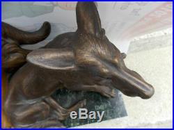 Carvin Sculpture Art nouveau Bronze patiné Seconde moitié du XIXe siècle