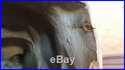 Fanchon terre cuite sculpture art nouveau bohême terracotta 70 cm