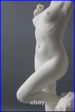 Felix Charpentier et la Manufacture de Sèvres, Sculpture Matinado, circa 1918