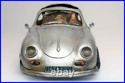Guillermo Forchino Comic Art Figurine Voyages d'affaires Porsche