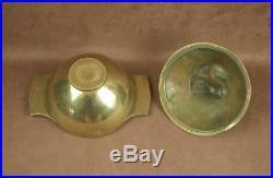 Magnif Pot Couvert Naiades En Bronze Sculpture Art Nouveau Par A Charpentier