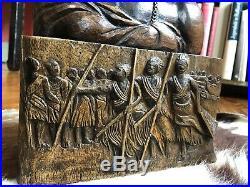 Sculpture Africaniste Beauté Africaine era Anna Quinquaud haut 32 cm vers 1930