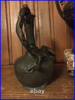 Sculpture Art Nouveau Signe BARYE