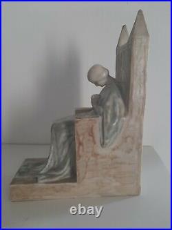 Sculpture J MOUGIN art Nouveau