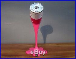Sculpture Pop Art Pink Tomato Splash Andy Warhol