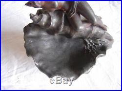 Sculpture Vide-poches Art Nouveau