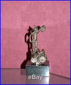 Sculpture en Bronze De Salvador Dali Signée et Numérotée Persée