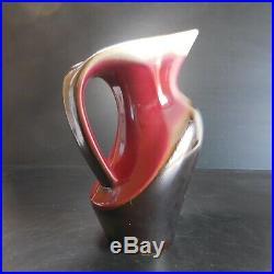 Sculpture ready-made pichet broc céramique faïence design art déco fait main N4