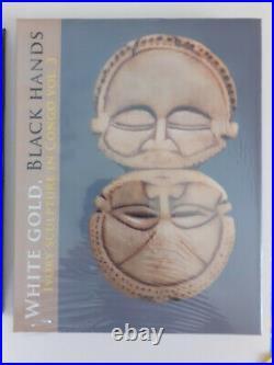 White Gold, Black Hands Ivory Sculpture 6 Volumes Felix Art Africain Afrique